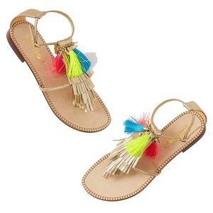 Lilly Pulitzer Zoe Sandals